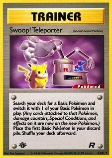 Swoop! Teleporter (MODTR 93)