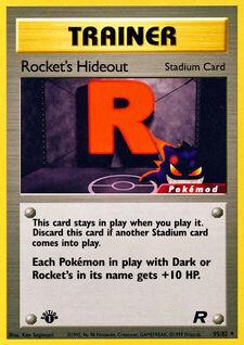 Rocket's Hideout (MODTR 95)