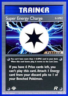 Super Energy Charge (MODTR 97)