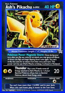 Ash's Pikachu (MODWBSP 0)