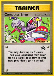Computer Error (MODWBSP 16)