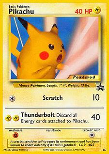 Pikachu (MODWBSP 26)