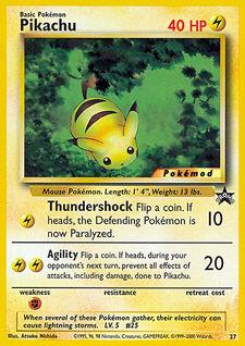 Pikachu (MODWBSP 27)