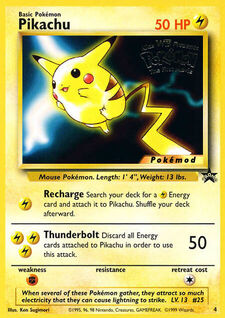 Pikachu (MODWBSP 4)