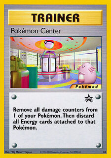 Pokémon Center (MODWBSP 40)