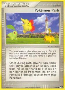 Pokémon Park (POP2 10)