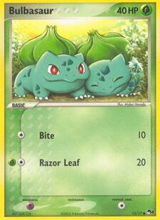 Bulbasaur (POP2 12)