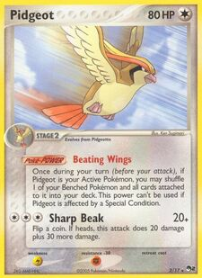 Pidgeot (POP2 2)