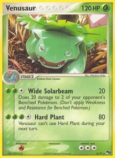 Venusaur (POP2 6)