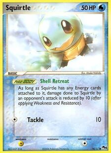Squirtle (POP4 14)