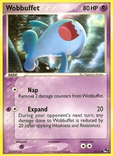 Wobbuffet (POP4 16)