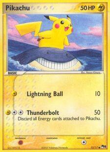 Pikachu (POP5 12)