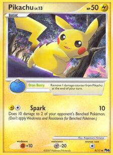 Pikachu (POP6 9)