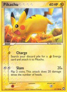 Pikachu (PK 57)