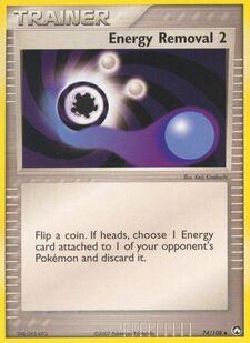 Energy Removal 2 (PK 74)