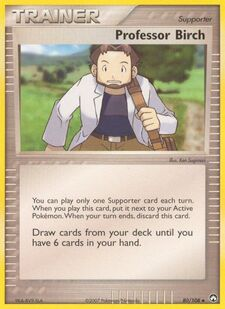 Professor Birch (PK 80)