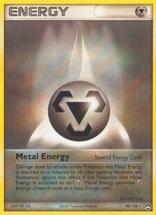 Metal Energy (PK 88)