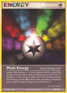 Multi Energy (PK 89)