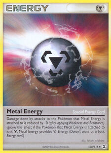Metal Energy (RR 100)