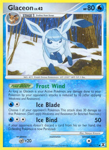 Glaceon (RR 41)