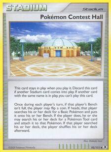 Pokémon Contest Hall (RR 93)