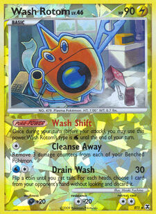 Wash Rotom (RR RT5)