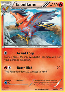 Talonflame (ROS 15)