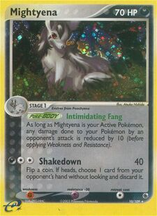 Mightyena (RS 10)