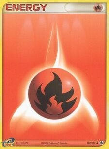 Fire Energy (RS 108)