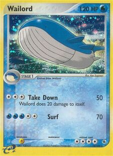 Wailord (RS 14)