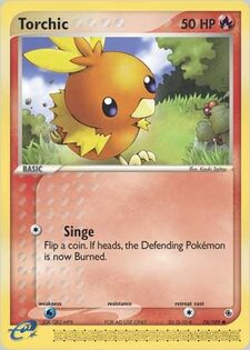 Torchic (RS 74)