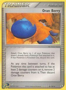 Oran Berry (RS 85)