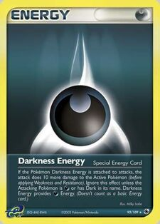 Darkness Energy (RS 93)