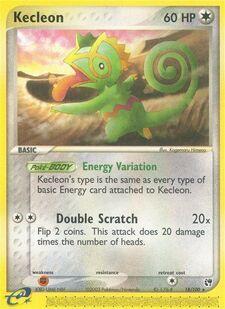 Kecleon (SS 18)