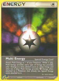 Multi Energy (SS 93)