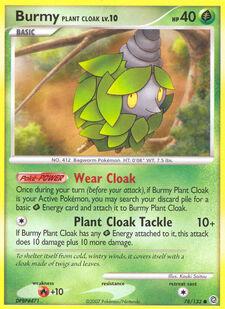 Burmy Plant Cloak (SW 78)