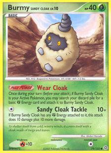 Burmy Sandy Cloak (SW 79)