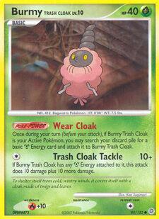 Burmy Trash Cloak (SW 80)
