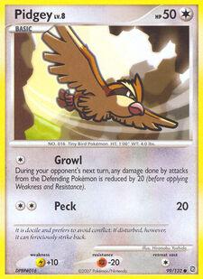 Pidgey (SW 99)