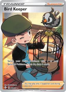Bird Keeper (SHF 66)