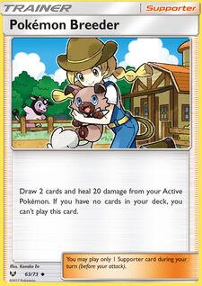 Pokémon Breeder (SLG 63)