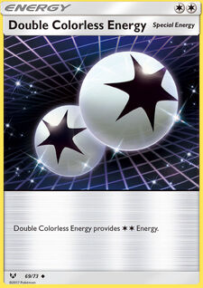 Double Colorless Energy (SLG 69)