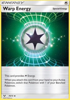 Warp Energy (SLG 70)
