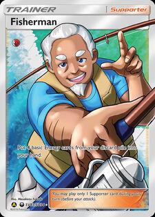 Fisherman (SMA SV83)