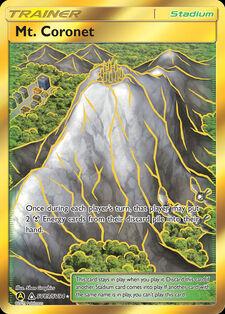 Mt. Coronet (SMA SV89)