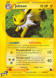 Jolteon (SKR 13)