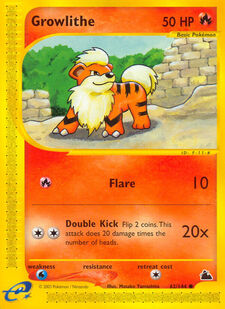 Growlithe (SKR 62)