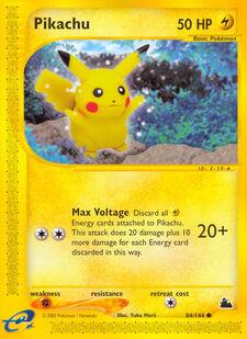 Pikachu (SKR 84)