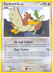 Farfetch'd (SF 38)