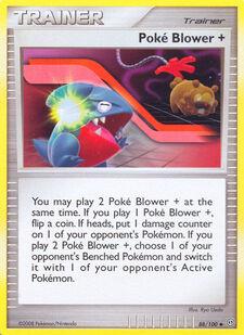 Poké Blower + (SF 88)